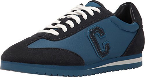 COACH Women's Ian Midnight Navy/Denim Suede/Nylon Oxford - Traditional Coach