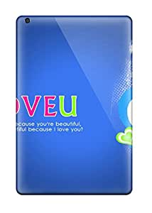 6153895J13426110 Durable Protector Case Cover With Cute Loves Hot Design For Ipad Mini 2