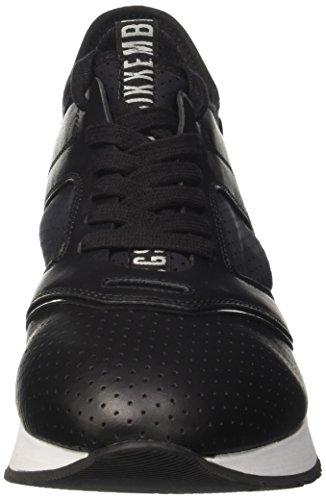 Bikkembergs Runn-Er 802, Zapatillas de Estar por Casa para Hombre Bianco