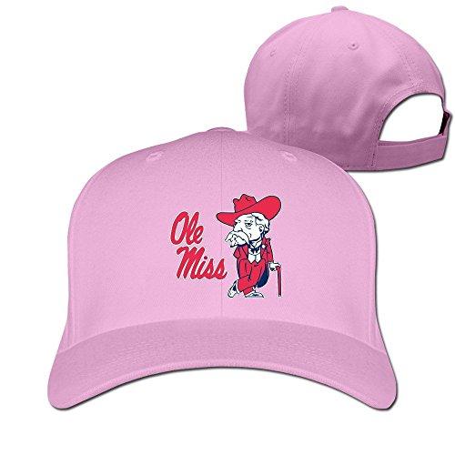 Unisex Ole Miss Rebels Logo Baseball Cap