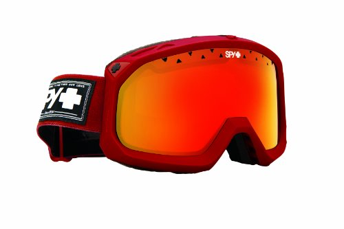 Spy Optic Trevor Goggles (Oxblood, Bronze with Red Spectra), Outdoor Stuffs