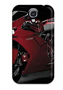 Frances T Ferguson Case Cover For Galaxy S4 - Retailer Packaging Ducati 1098for Desktop Protective Case