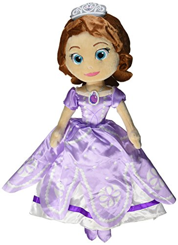 Sofia The First Mermaid Toy (Sofia the First 18 inch Cuddle)