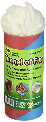 Ware Manufacturing Tunnels of Fun Small Pet Hideaway, Small