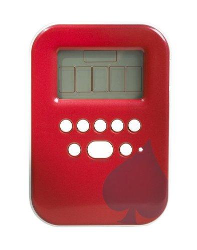 Radica Lighted Poker - Red