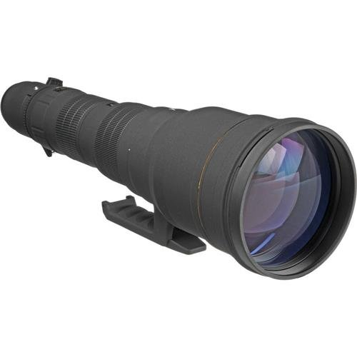 Price comparison product image Sigma 300-800mm f / 5.6 EX DG HSM APO IF Ultra Telephoto Zoom Lens for Nikon SLR Cameras