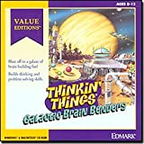 Software : Thinkin' Things Galactic Brain (Jewel Case)