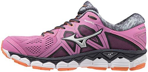 Chaussures 5t7ytqvw 2 Femme De Rose Running Mizuno Sky Wave CtsrhxQdB
