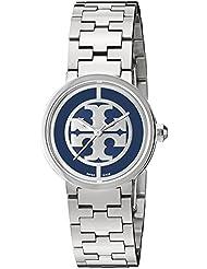 Tory Burch Womens Reva - TRB4010 Silver Watch