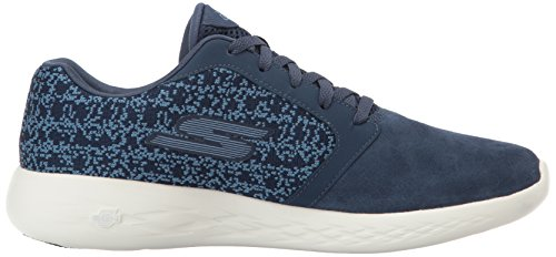 Femme Bleu navy Skechers Chaussures Run De 600 Fitness Go xn8qw0Yqg1