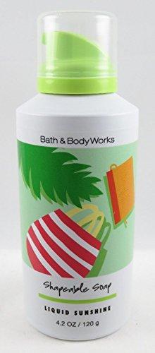Bath and Body Works Shapeable Soap Liquid Sunshine 4.2 Ounce