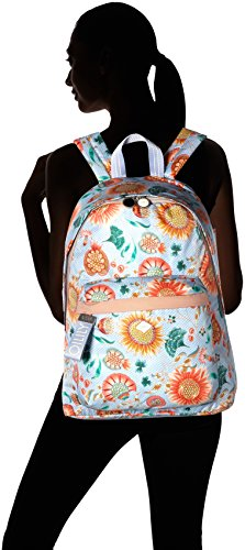T H Oilily Groovy Handbag Backpack x cm Blue Sunflower Light Blue Lvz Women's 15x40x28 B fwRf6COxq