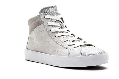 Crime London Calzature Sneakers Donna 25121 10 Blanc P17