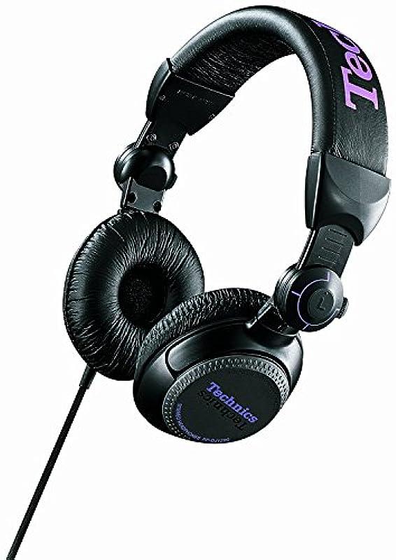파나소닉 Technics DJ 헤드폰 RP-DJ1200