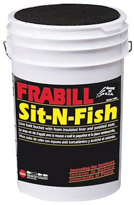 Frabill Sit-N-Fish Bucket 160024