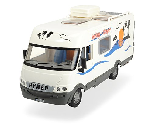 Dickie Toys Holiday Camper Van Vehicle Playset