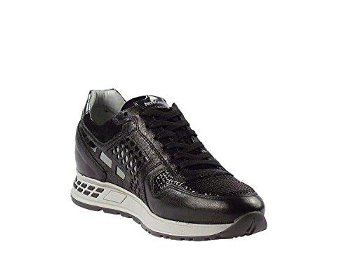 A616182d Giardini Iron nero Sneakers Nero Donna x4qABTCwY
