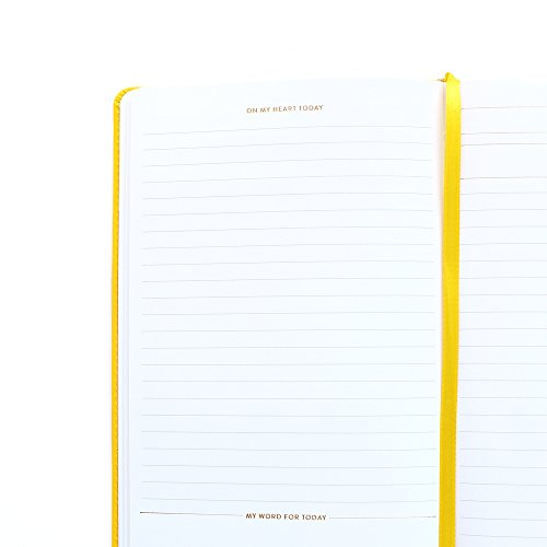 Write the Word Bible Journal: Scripture Faith Journal by Lara Casey (Yellow) by Lara Casey Shop (Image #2)