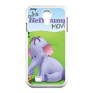 Pooh's Heffalump Halloween Movie Samsung Galaxy S4 9500 Cell Phone Case White Giiat