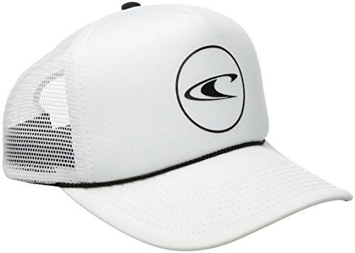 O'Neill Men's Party Wave Trucker, White, One (Oneill Wave)