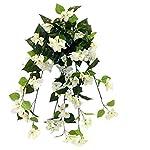 30-Bougainvillea-Hanging-Bush-Greenery-Silk-Wedding-Flowers-Home-Decor