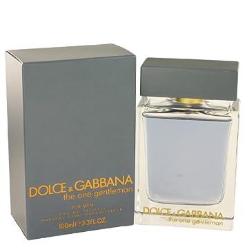 28a44d315 Amazon.com : D&G The One GentleMen 3.4 Fl. oz. Eau De Toilette Spray ...