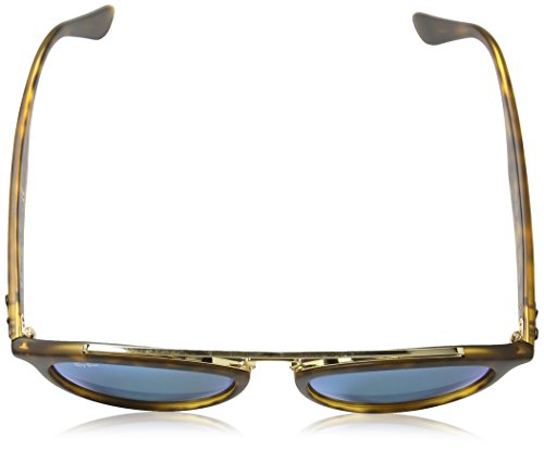 Ray-ban - Mod. 4257  - Lunettes De Soleil Femme, matte havana (matte havana)/light green mirror blue, taille 53