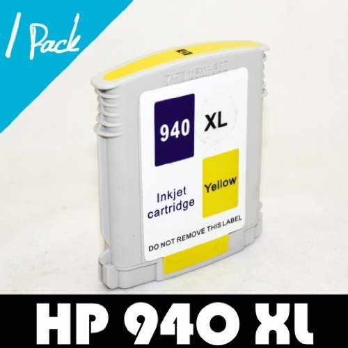 Remanufactured Remanufactured Ink Cartridge Replacement for HP 940 XL ( Yellow )