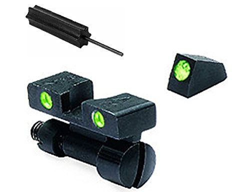 Ultimate Arms Gear Meprolight The Mako Group ML22770 Smith & Wesson Tru-Dot Night Sight Set - K, L, And N Frame Revolvers 3/32 Pin Punch Tool - Gunsmith Wesson