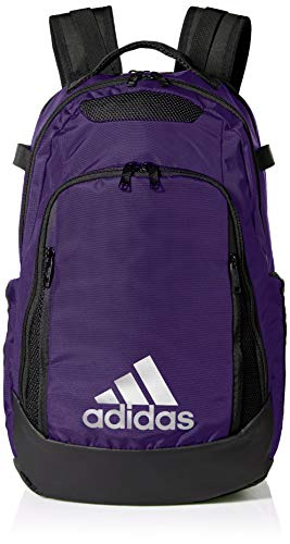 adidas 5-Star Team Backpack, Collegiate Purple, One Size