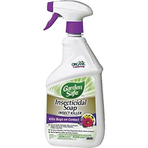 Garden Safe Insecticidal Soap Ready To Use Spray
