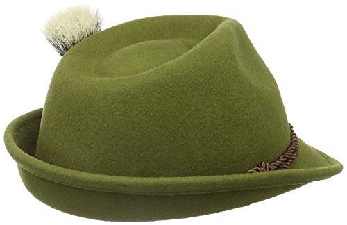 trachtenhut Filz Vert Trachtenhüte grün Alpenflüstern Gamsjäger Homme 5TqZg