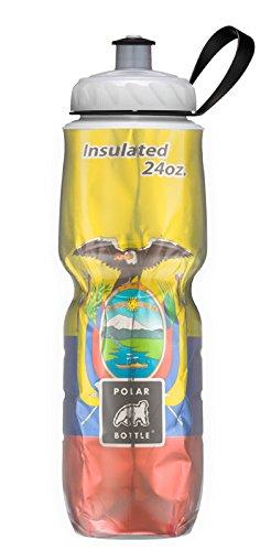 Polar Bottle Insulated Water Bottle Limited Edition (24-Ounce, Ecuador)