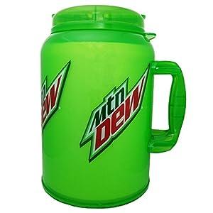 100 Oz Mountain Dew Giant Insulated Mug
