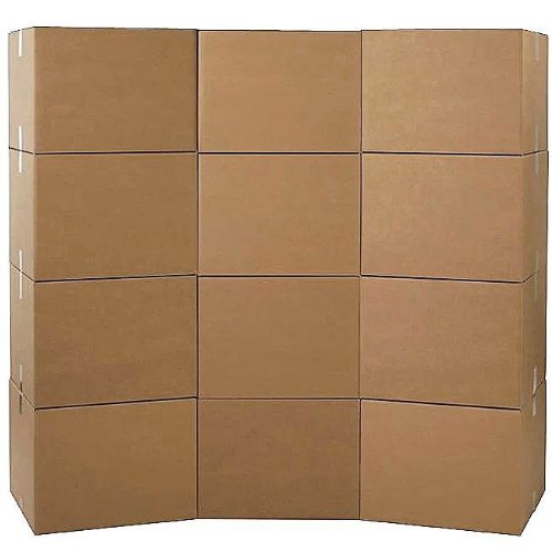 Large Moving Boxes (12-Pack) - Brand: Cheap Cheap Moving - Large Packing