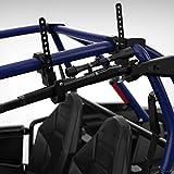 UTV Gun Holder, kemimoto Roll Bar Rack Fits for