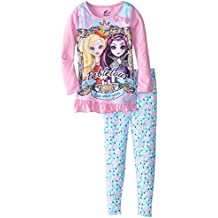Komar Kids Big Girls' Ever After High Legging Set