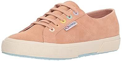 Superga Women's 2790 SUECOTLINW Sneaker, Peach, 36 M EU (6 US)