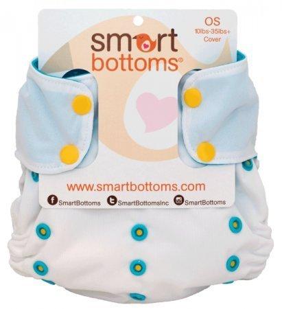 Inteligentes Bottoms demasiado Smart pañales de tela OS, Miami