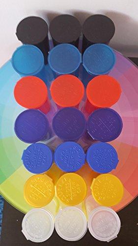 12-pack-new-19-dram-empty-squeezetop-pop-open-rx-pill-bottles-prescription-containers-fun-color-mix-