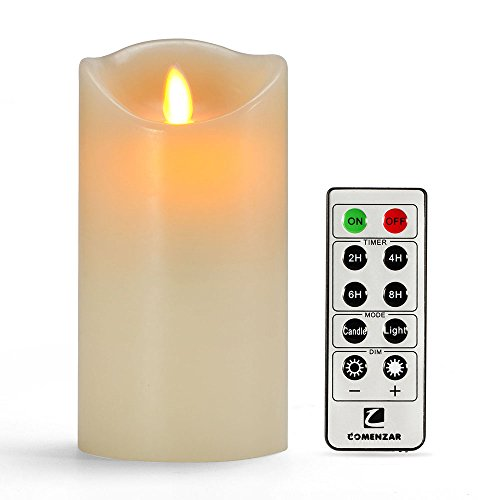 Comenzar-Flameless-Candles-LED-Candles-Battery-Operated-Candle-with-10-key-Remote-Timer-for-Wedding-Parties-Gifts-Decoration-use