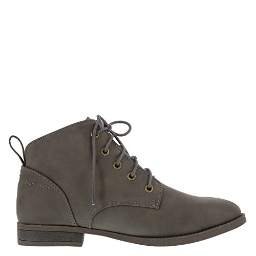 Lower East Side Women's Sandi Desert Lace-Up Boot - stylishcombatboots.com