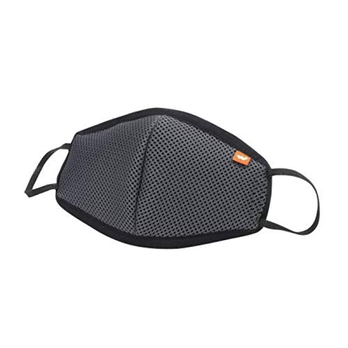 Wildcraft HYPA SHIELD W95 Grey Reusable Outdoor Protection Mask (12534_Large) Price & Reviews