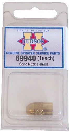 - Hudson 69940 Brass Cone Nozzle Cap