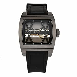 Corum Ti Bridge Limited Edition mechanical-hand-wind mens Watch 007.400.04 (Certified Pre-owned)