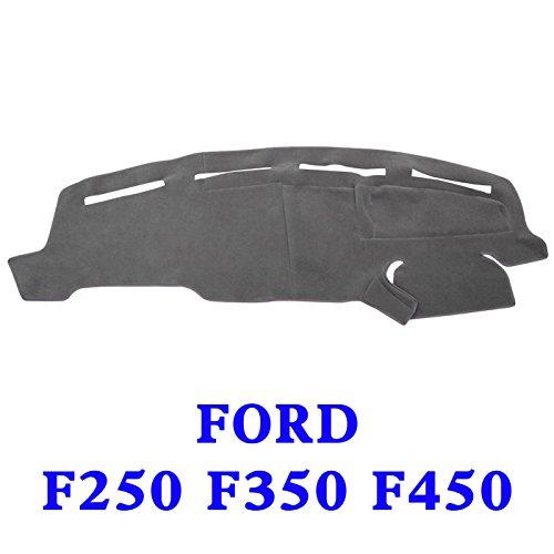 F250 Carpet - Brand New Auto Car Dashboard Carpet Dash board Cover Mat For FORD F250 F350 F450 1999-2004 grey gray