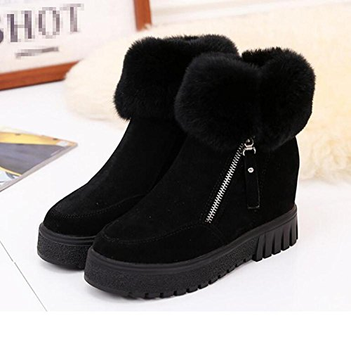 Ms really increased heavy bottom rabbit anti-skid snow boots 90160CM TcF8Xl