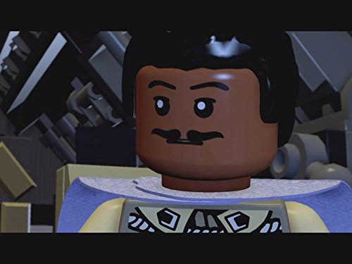 Clip: Prologue - The Battle Of Endor (Lego Star Wars The Force Awakens Prologue)