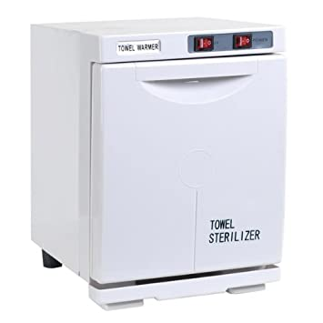 Amazon.com: UV Sterilizer Salon Cabinet Home Baby Heated Towel Warmer (5L): Beauty