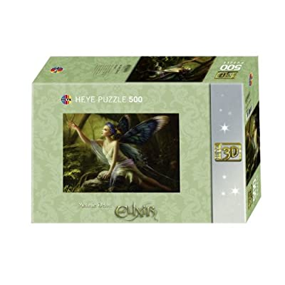 Heye 29445 Vision Mlanie Delon Puzzle 3d Da 500 Pezzi